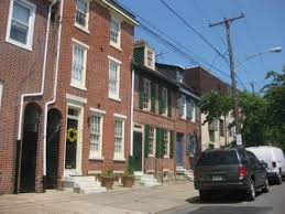 row home queen village home tour is coming around again this weekend ocf