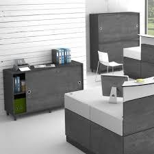 bureau accueil de bureau pour rangement et archivage meuble design pour l