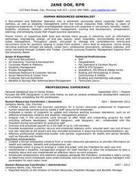 best resume layout hr generalist best ideas of hr generalist sle resume also sle gallery