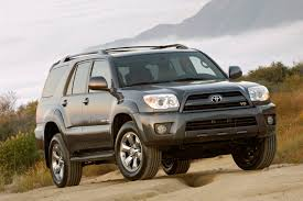 toyota 4runner model years 2006 toyota 4runner review gallery top speed