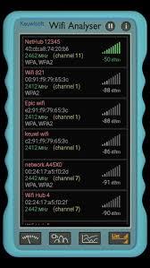 wifi apk wifi analyser apk 1 10 free apk from apksum
