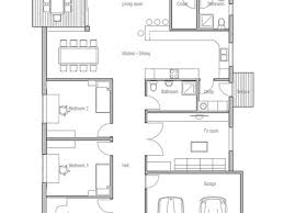 narrow cottage plans modern narrow lot house plans with front garage homeca