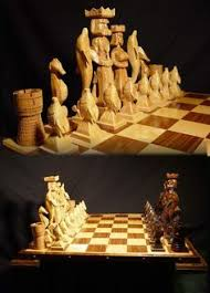 Ceramic Chess Set If You Enjoy Things That Are Awesome You Must See This Chess Set