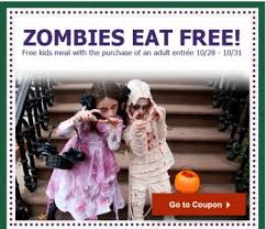 Old Country Buffet Coupon Buy One Get One Free by Halloween 2013 Restaurant Deals Olive Garden Chipotle Ihop More