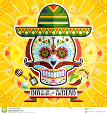 mexican festival of death halloween poster google search h mm