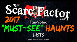 haunted house directory the scare factor