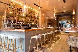 restaurant decor very organic welcoming restaurant decor by kinnersley kent design