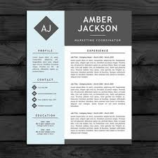 resume template cv template free cover from pandapawgraphics
