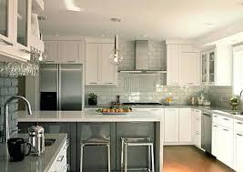 subway tile backsplash ideas for the kitchen kitchen stainless steel tile backsplash ideas kitchen glamorous