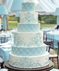 wedding cake designs 2016 so beautiful blue and white wedding cake design styles time