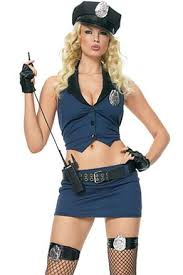 Halloween Costumes Corrupt Halloween Costume Police Dress 3wishes