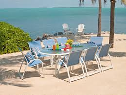 Turquoise Patio Furniture by Telescope Patio Furniture Abcs Pool Service