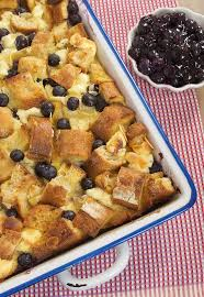 blueberry bread pudding recipe blueberry bread pudding