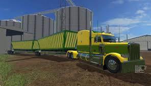 kenworth trucks australia fs15 peterbilt 388truck australia trailer multifruit farming