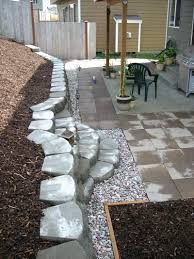 low maintenance garden ideas with stones the garden inspirations