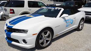 camaro pace car 2012 chevrolet camaro pace car edition f80 indy 2016