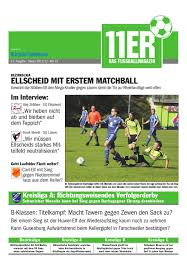 Dr Bader Morbach Epaper Kw13 11er Fussballmagzin By Christian Cambule Issuu