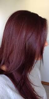 coke blowout hairstyle dark hair cherry coke highlights hair pinterest dark hair