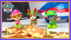 paw patrol toys story children paw patrol jungle tracker