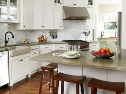 Soapstone Subway Tile Granite Roman Shades Pendant Lights Atlanta Kitchen Designer