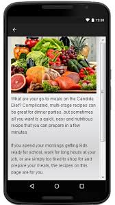 candida diet guide android apps on google play