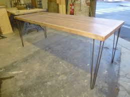 pied de table de cuisine table cuisine murale avec pied cuisine place de ma mob fabriquer