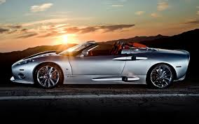 Spyker C8 Aileron Interior Spyker C8 Aileron Spyder Wallpapers And Images Wallpapers