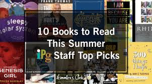10 books to read this summer ipg staff u0027s top picks ipg blog
