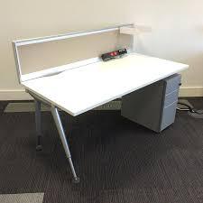 miller abak white 1600x800 straight workstation