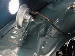 installed starter horn and fixed wiring u2013 1966 vw beetle project