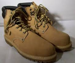 new genuine dickies men u0027s raider 6 steel toe work boots wheat 11
