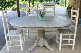 Farmhouse Dining Table Set Dining Tables Distressed Gray Dining Table Rustic Farmhouse