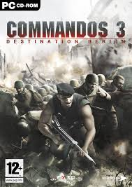 full version pc games free download commandos 3 destination