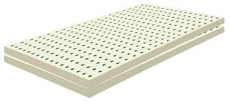 best latex topper firm latex mattress topper dunlop latex