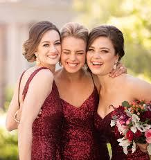 sorella vita introduces new sequin bridesmaid dress color and high