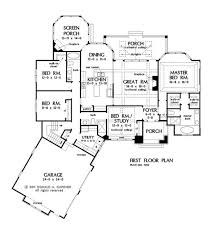 best one story floor plans 13 17 best images about home floor plans on open
