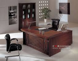 Office Desk Table General Manager Table Design Wooden Office Table Design Classic