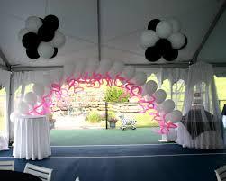 wedding backdrop balloons balloon decorating ideas wedding balloons balloons by