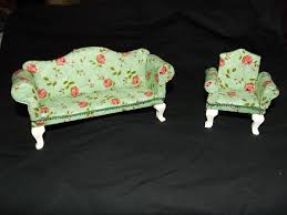 dollhouse furniture makeover finished chairs members u0027 gallery