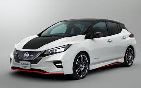 nissan leaf south africa check out nismo u0027s spiced up leaf concept iol motoring