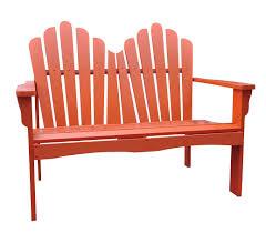 Loveseat Bench Dining Chair Adirondack Loveseat