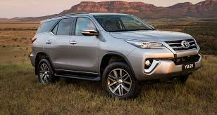 fortuner 2nd generation toyota fortuner is coming soon to pakistan