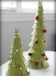 West Ham Christmas Tree Decorations by Diy Paper Christmas Trees Decor Fix