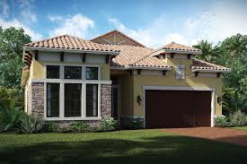 Tuscan Homes by K Hovnanian U0027s Four Seasons At Parkland New Homes In Parkland Fl