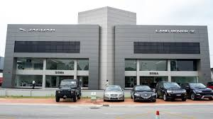 jaguar land rover dealership jaguar land rover malaysia launches new 3s centre in glenmarie