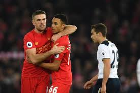 Flagging Liverpool Tottenham Vs Liverpool Preview Team News And Ways To Watch