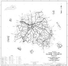 Map Of Pike County Ohio by Kentucky Maps