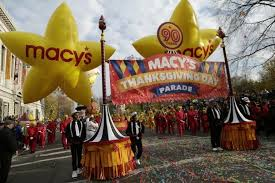 macy s thanksgiving day parade 2017 live when where to