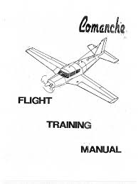 comanchetrainingmanual piper aircraft carburetor
