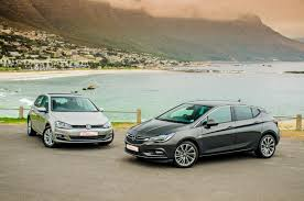 comparative review opel astra vs volkswagen golf 7 cars co za